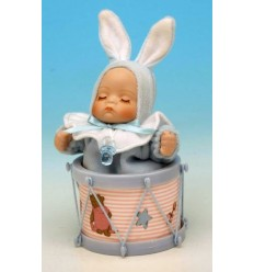 Bebé - menino no tambor