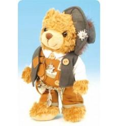 Urso com traje tradicional